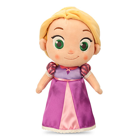 Rapunzel Toddler Soft Toy Doll