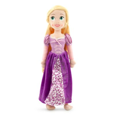 Rapunzel Soft Toy Doll