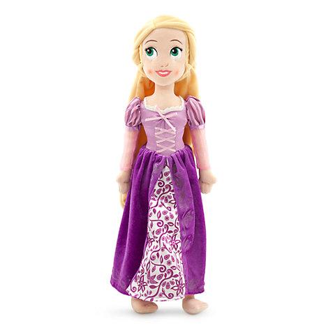 Muñeca de peluche de Rapunzel