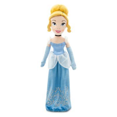 Cinderella Soft Toy Doll