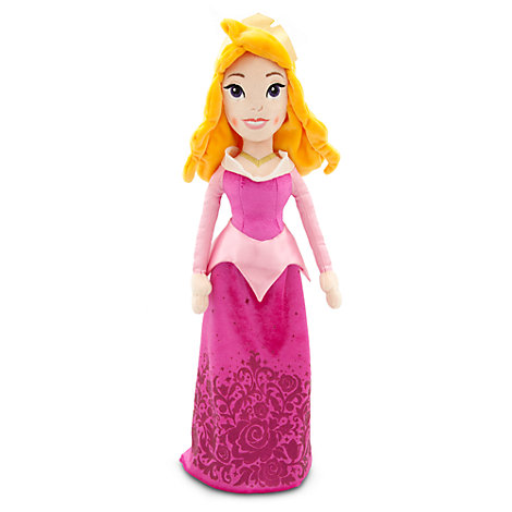 Aurora Soft Toy Doll