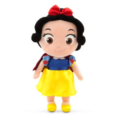 Snow White Toddler Soft Toy Doll