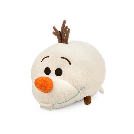 Peluche Tsum Tsum Olaf de taille moyenne