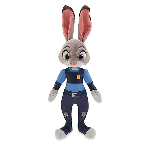 Zoomania - Polizistin Judy Hopps Kuscheltier