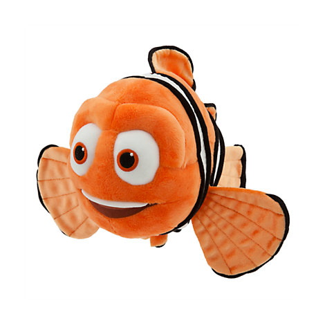 Marlin Small Soft Toy, Finding Dory
