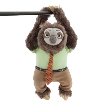 Zootropolis Flash The Sloth Soft Toy