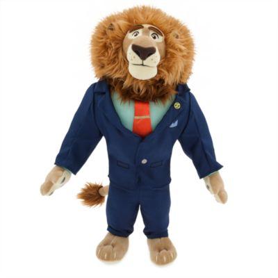 Zoomania - Bürgermeister Lionheart Kuscheltier