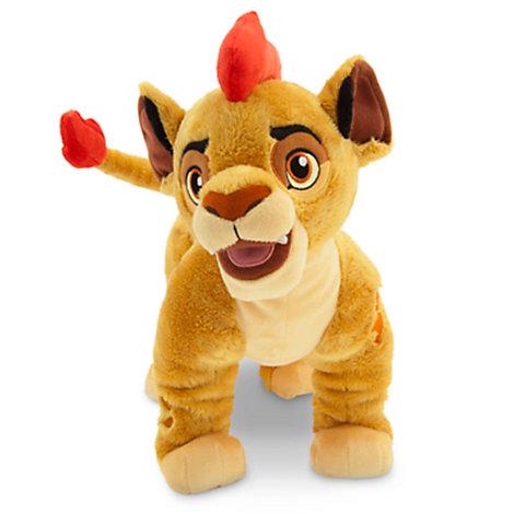 Kion Medium Soft Toy, The Lion Guard