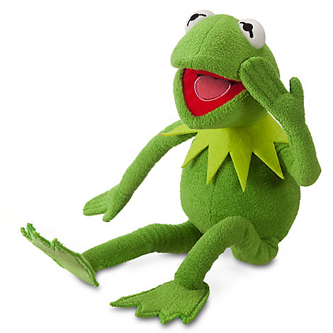 The Muppets Kermit Soft Toy
