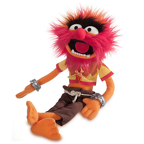 The Muppets Animal Soft Toy Doll