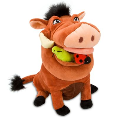 Pumbaa Medium Soft Toy