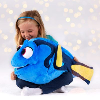 Large Dory Soft Toy, Finding Dory