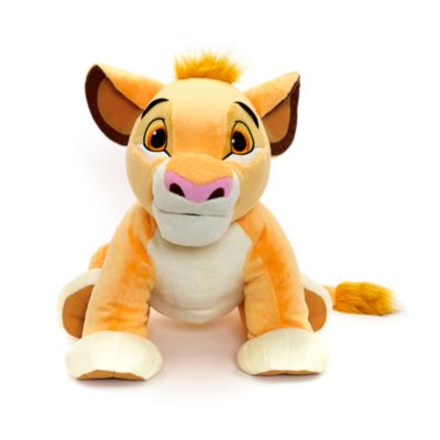 Simba Large Soft Toy, The Lion King