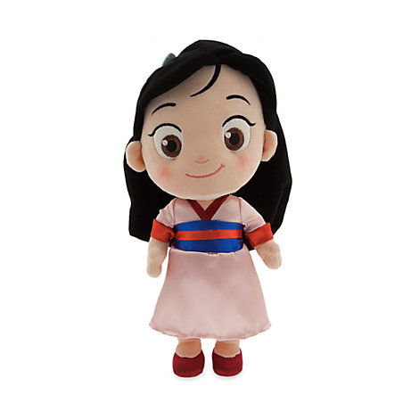 Mulan Toddler Soft Toy Doll