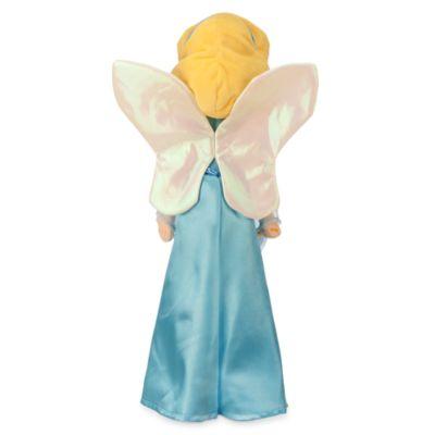 Poupée en peluche La Fée Bleue de Pinocchio