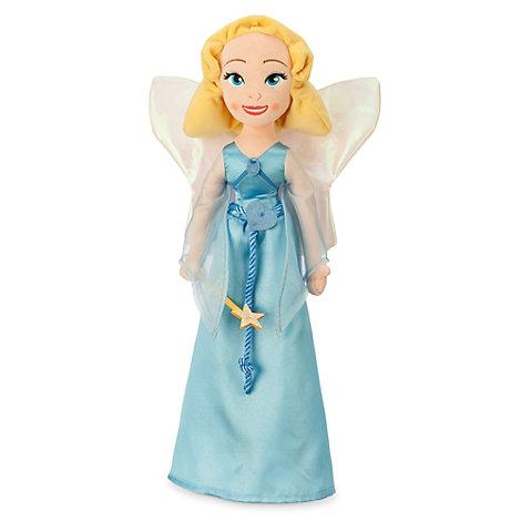Muñeca peluche El Hada Azul de Pinocho