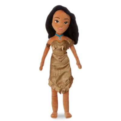 Pocahontas Soft Toy Doll