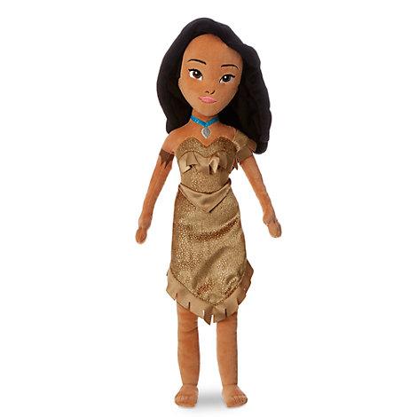 Muñeca de peluche Pocahontas