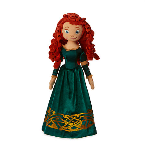 Merida Medium Soft Toy, Brave