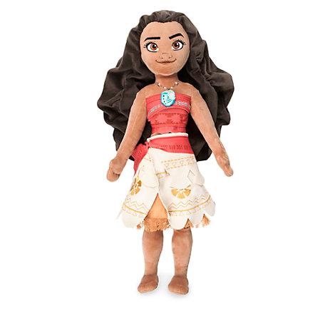 Muñeca peluche Vaiana