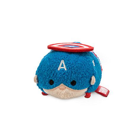 Captain America Tsum Tsum Mini Soft Toy