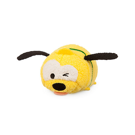 Mini peluche Tsum Tsum Pluto Clin d'oeil