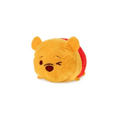 Winnie the Pooh Winking Tsum Tsum Mini Soft Toy