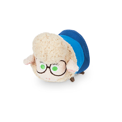 Assistant Mayor Bellwether Tsum Tsum Mini Soft Toy