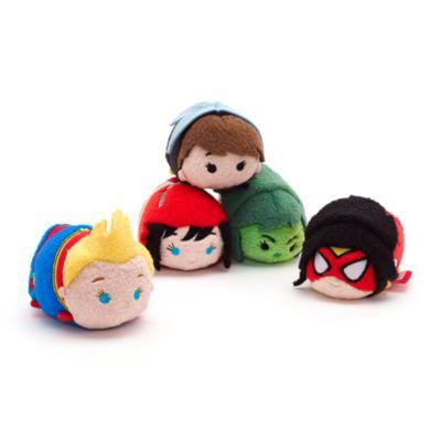 She-Hulk Tsum Tsum Mini Soft Toy, Marvel