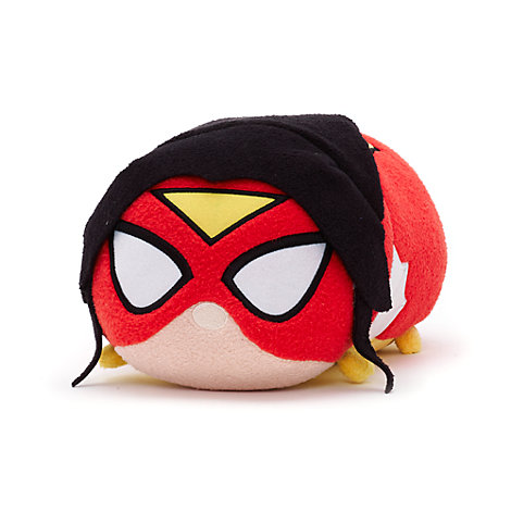 Spider-Woman Tsum Tsum Medium Soft Toy, Marvel