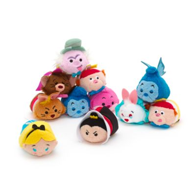 Tweedledee Tsum Tsum Mini Soft Toy, Alice In Wonderland