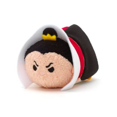 Queen Of Hearts Tsum Tsum Mini Soft Toy, Alice In Wonderland
