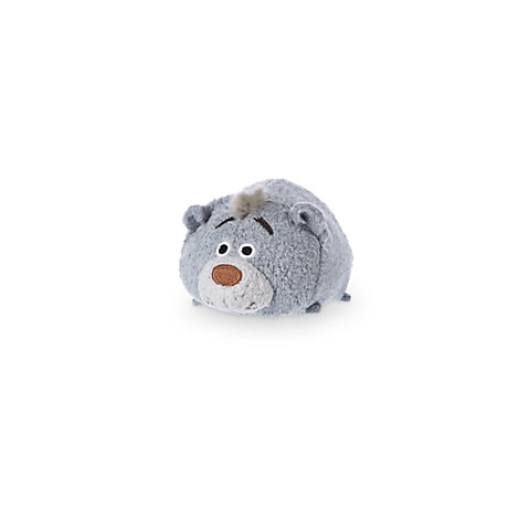 Baloo Tsum Tsum Mini Soft Toy, The Jungle Book