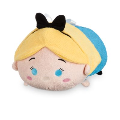 Alice Tsum Tsum Medium Soft Toy, Alice In Wonderland