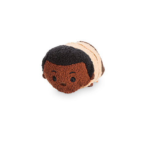 Finn Mini Tsum Tsum Soft Toy, Star Wars: The Force Awakens