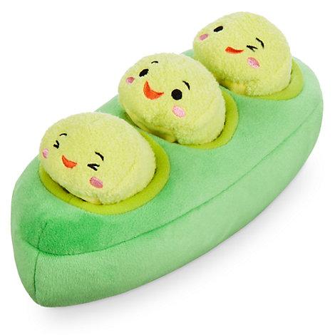 Mini peluches Tsum Tsum Les 3 Petits Pois de Toy Story
