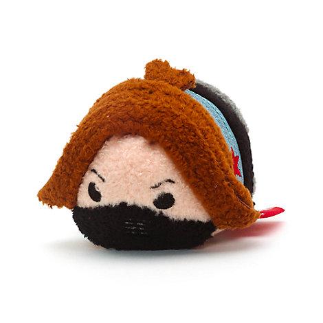 Winter Soldier Tsum Tsum Mini Soft Toy, Captain America: Civil War