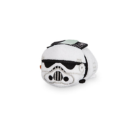 Sandtrooper Tsum Tsum Mini Soft Toy, Star Wars Tatooine Collection