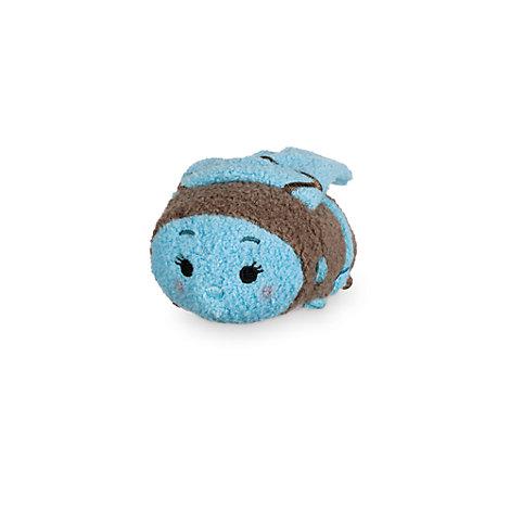 Peluche Tsum Tsum mini de Aayla Secura, de Star Wars