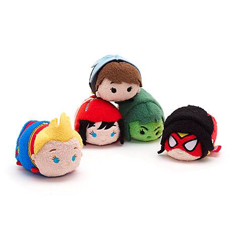 Marvel's Women of Power Mini Tsum Tsum Collection