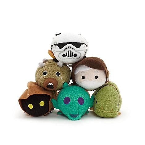 Star Wars Tatooine Mini Tsum Tsum Collection