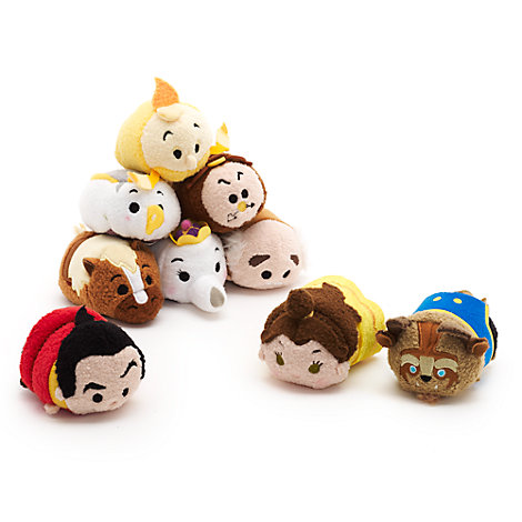 Beauty and the Beast Mini Tsum Tsum Collection