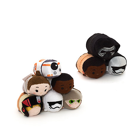Star Wars: The Force Awakens Mini Tsum Tsum Collection