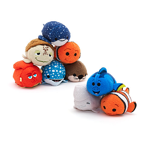 Finding Dory Tsum Tsum Collection