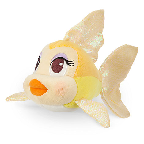 Pinocchio Cleo Soft Toy
