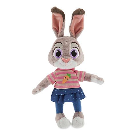 Peluche Judy Hopps bebé, Zootrópolis