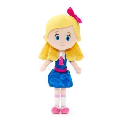 Goldie Mini Bean Bag Soft Toy, Goldie & Bear