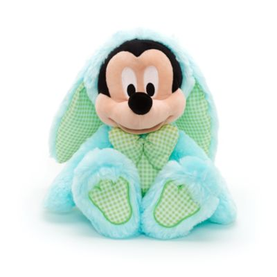 Easter Mickey Mouse Soft Toy