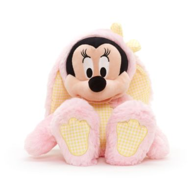 Easter Minnie Mouse Soft Toy
