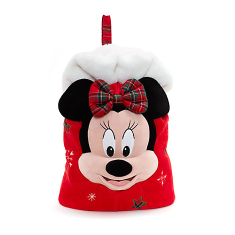 Hotte de Noël Minnie Mouse
